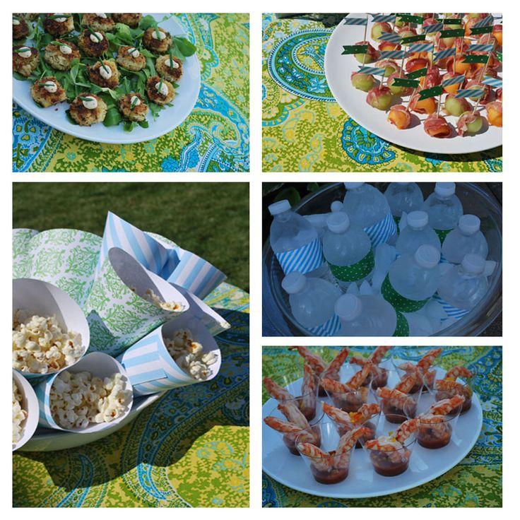 54 Best Party Ideas: Fancy Finger Foods! Images On