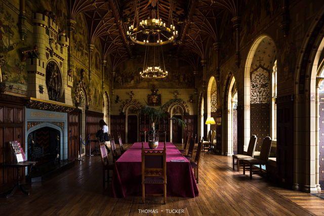 Cardiff Castle Apartment Interior