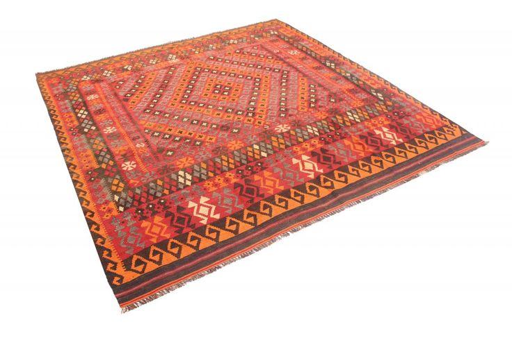Kelim Afghan 245 x 234 cm