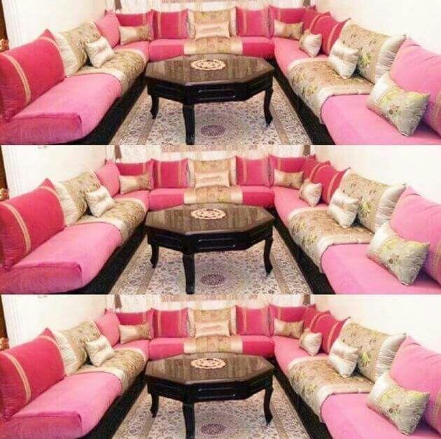 82 best salon marocain images on Pinterest | Moroccan room, Moroccan ...