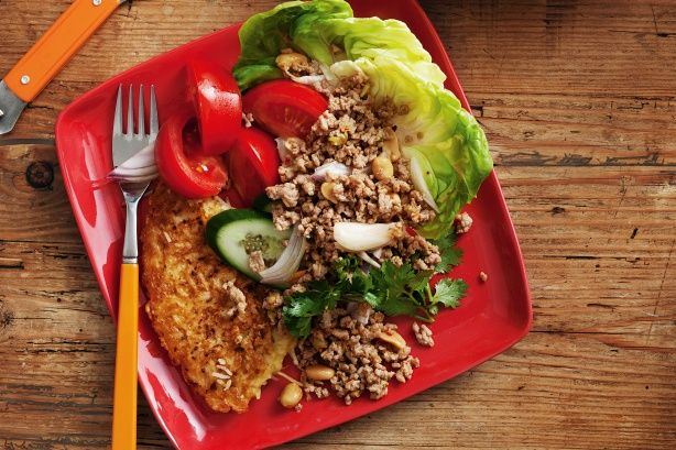 With a few pantry staples and just half an hour, you can turn fresh autumn produce into this special Thai salad.