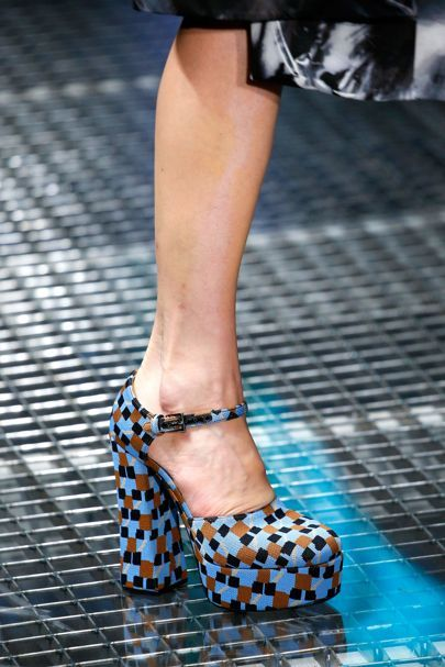 Vogue's Ultimate Spring/Summer 2017 Shoes Trend Guide | British Vogue