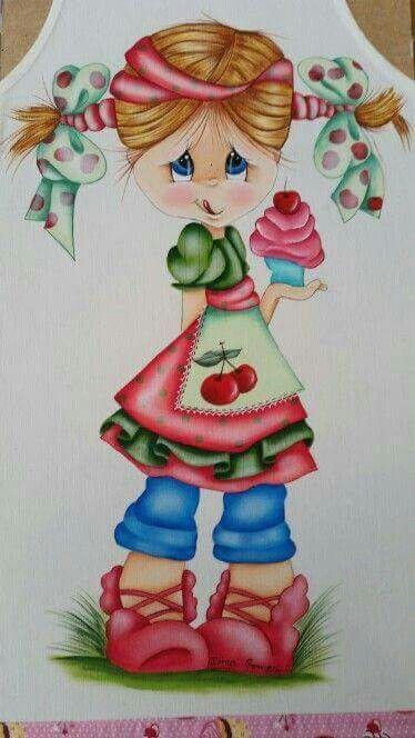 Menina cerejinha2