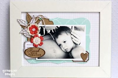 cornice scrap di Ge con tutorial
