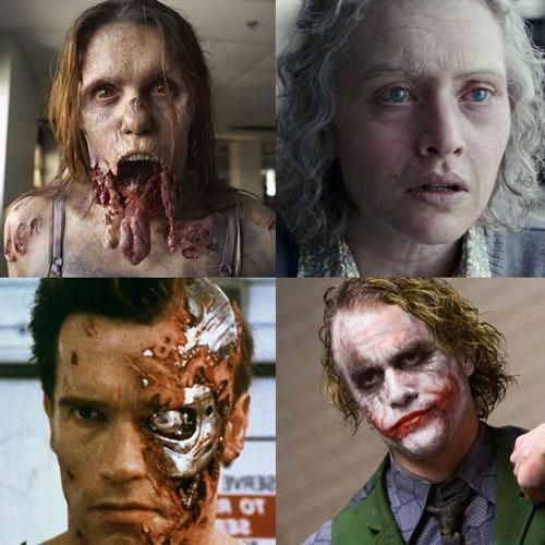 halloween style the best special effects makeup - Halloween Effects Makeup