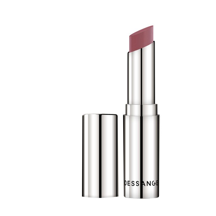 ROUGE'STUDIO: Nude-effect lip gloss - Rose nude. These lip glosses have a soft, creamy texture, enveloping and coloring the lips with a veil of increased natural light. Three shades are available and can be chosen depending on its lip tone. Recommended retail price: 26 euros. #DESSANGE #Collection #Makeup #FallWinter #LightOfShadows #GlobalBeauty