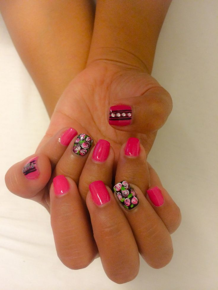 The 45 best Nail designs by Summer images on Pinterest | Summer ...