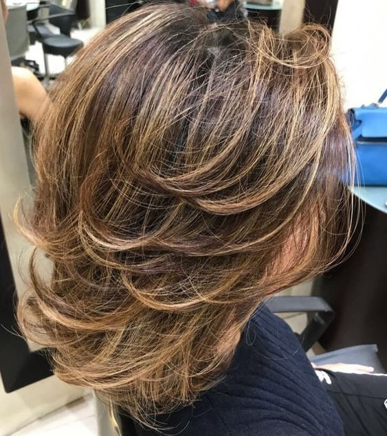 75 Mid Length Hair Cuts With Layers 2019