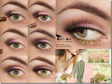 makeup sep by step 31