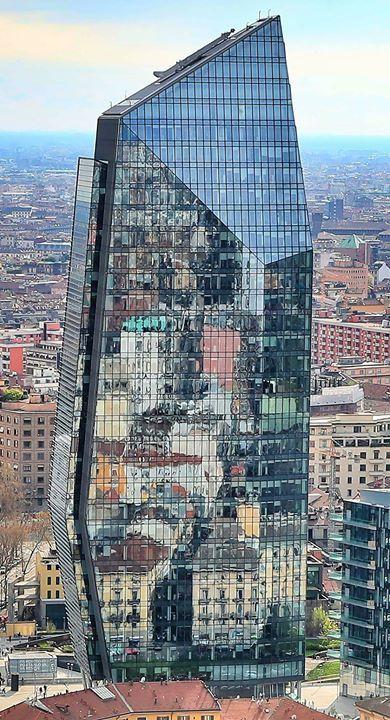 M♥ Diamond Tower, Porta Volta, Milano Foto di Andrea Cherchi