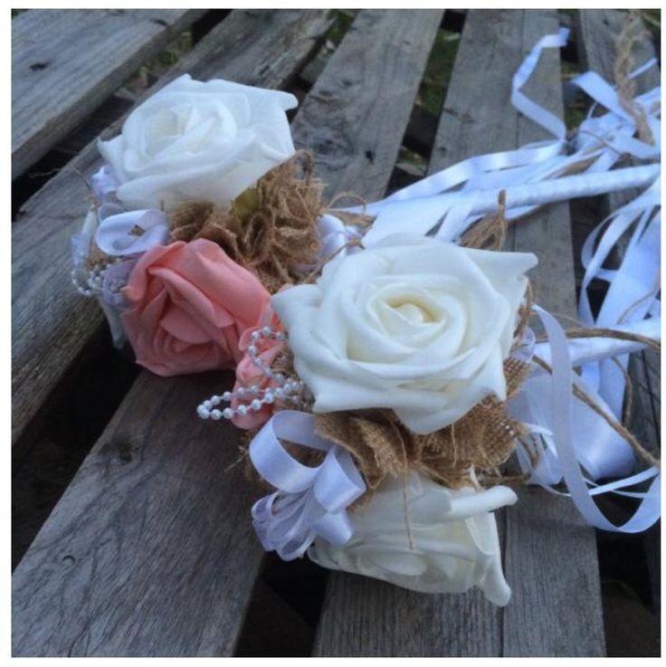 Flowers to design any occasion.....wedding garden sticks dress that wedding