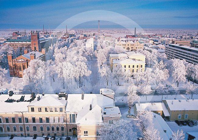 Vaasa, Finland, Scandinavia