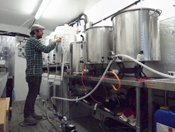 An interview with Carl Kennedy, Co-Owner of North East brewery Northern Alchemy. #beer #brewing #craftbeer