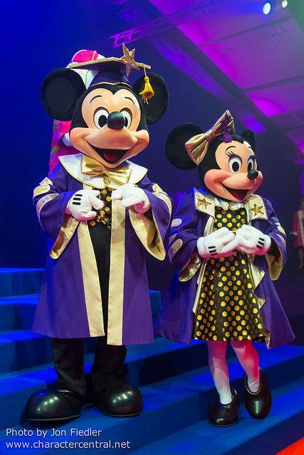 DDE May 2013 - Paris Disney Dreamer University Graduation Ceremony | Flickr - Photo Sharing!