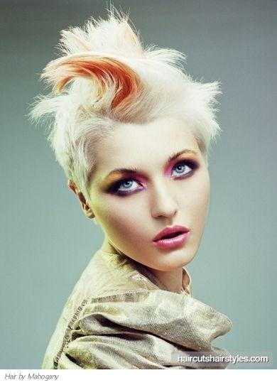 24 Best Edgy Looks For Women Images On Pinterest Hair