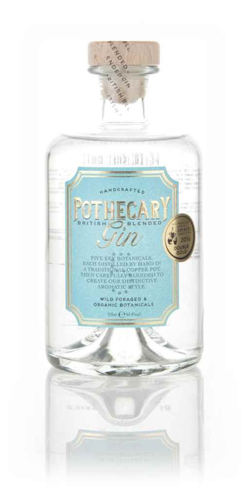 Pothecary Gin - Master of Malt