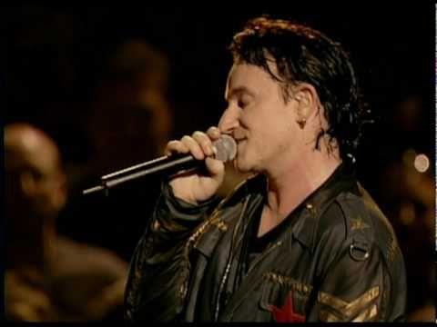 ▶ U2 Tryin' To Throw Your Arms Around The World - ZooTV Sydney - YouTube