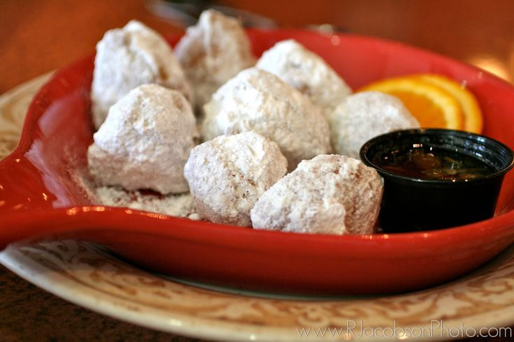 Biscuits Beignets from Another Broken Egg