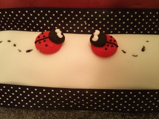 ladybird icing http://thisdayilove.blogspot.co.uk/2013/05/may-forth-fifth-and-sith.html