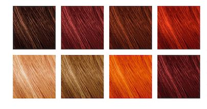 This season is all about colour with Red, Auburns and Caramels being a favorite! Which would you choose? #hairtrends #matthewlukehair #2015