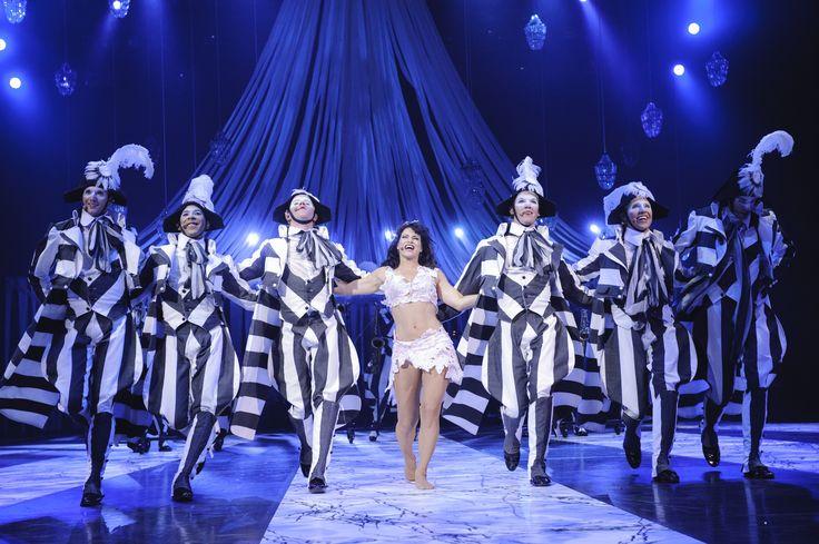 Cirque Stiletto 2, met oa Ellen ten Damme - foto RoyBeusker