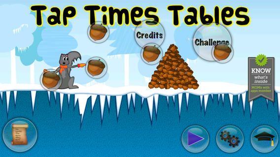 Mult tables app