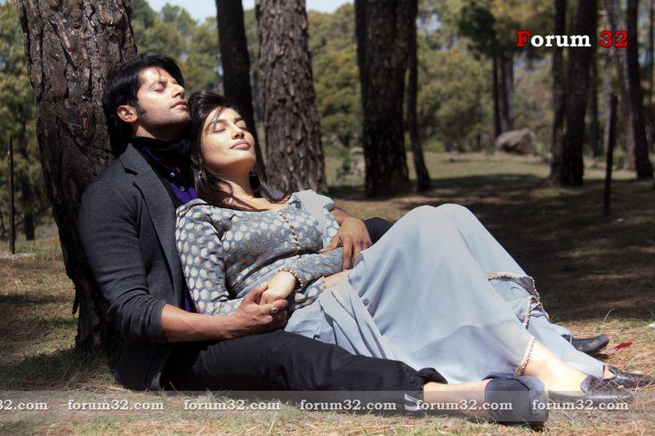 Saahil - Sanam and Aahil played by Karanvir Bohra and Surbhi Jyoti