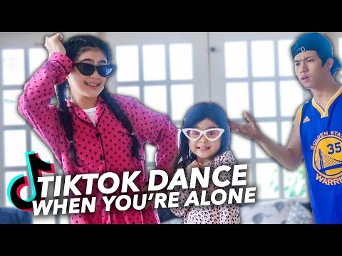Me At Home Learning Tiktok Dance Ranz And Niana Ft Natalia Youtube In 2020 Natalia Dance Home Learning