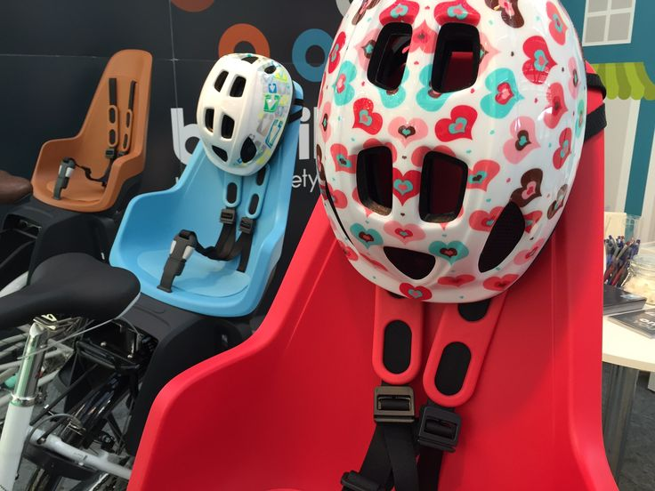 Double up on your child's safety with a matching Bobike helmet.
