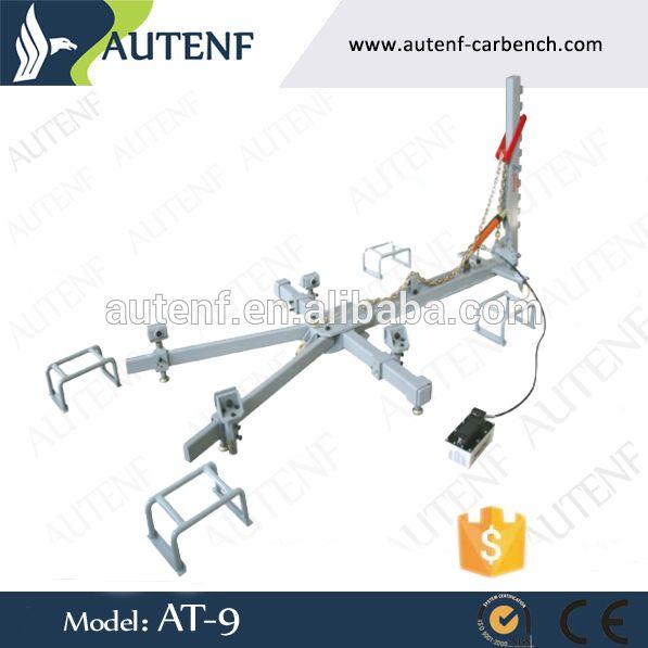 hydraulic AUTENF AT-9 portable mobile auto body/mobile auto repair machine and tools