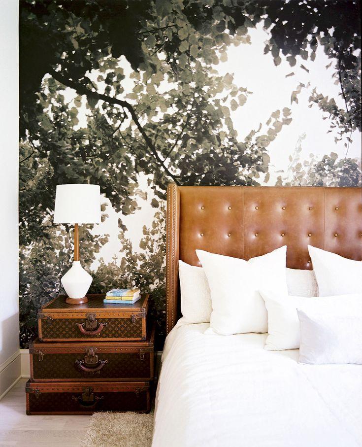 Bedroom Decor Wallpaper best 25+ forest wallpaper ideas on pinterest | forest bedroom