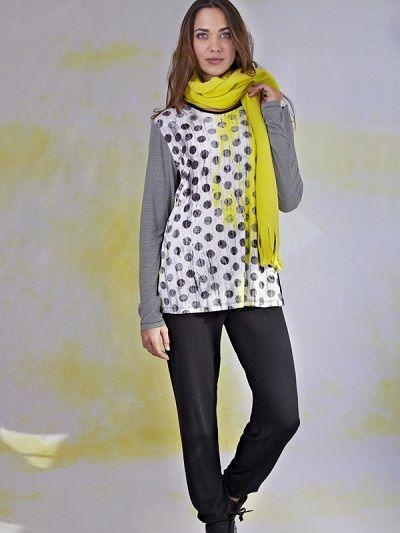 Pijama invierno mujer de la firma Vania modelo topos -homewear. http://www.perfumeriaelajuar.com/homewear/pijama-mujer-invierno-/30/pagina_actual=1&pagina_inicio=1