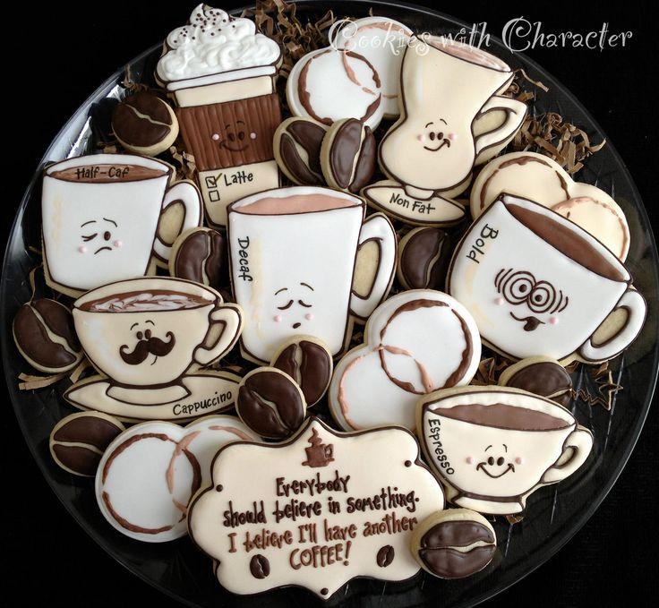 Lo que me gusta de estas galletas es el sentido del humor y desde luego la habilidad al hacerlas || The Art of the Cookie