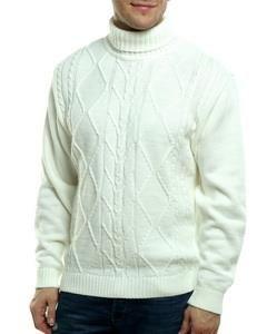 Белые свитера мужские купить