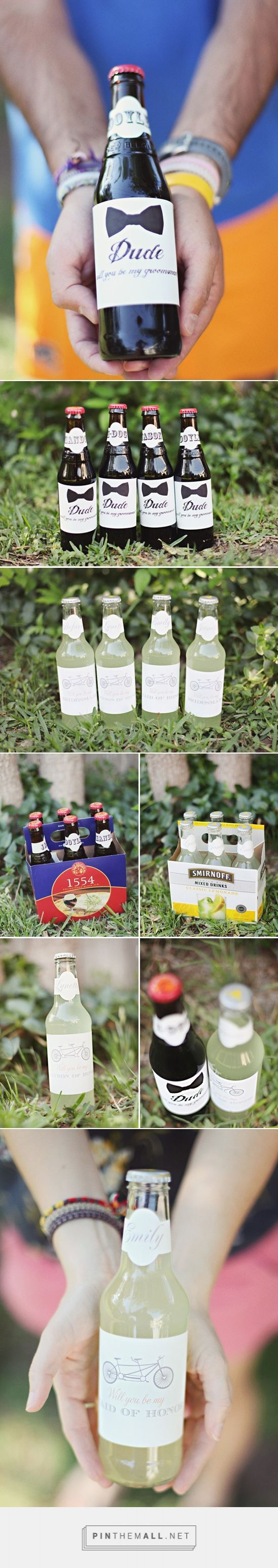 95 best wedding labels ideas images on pinterest wedding custom diy wedding beer bottle labels solutioingenieria Choice Image