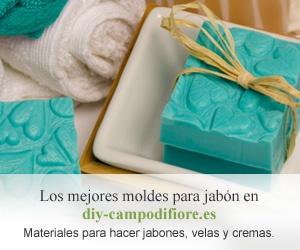 blog con recetas :)    Moldes para hacer jabones