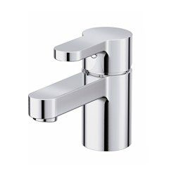 """IKEA - ENSEN, Bath faucet with strainer,  , , 10-year Limited Warranty. Read about the terms in the Limited Warranty brochure.The """"Cold Start"""" function saves up to 30% energy – get cold water instantly by lifting the lever straight up.You can save up to 50% water as the faucet has a mechanism that reduces water flow while maintaining pressure.The faucet cartridge has hard, durable ceramic discs that can handle the high friction that occurs when you change the temperature of the…"""
