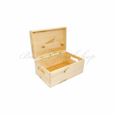 best 25 wooden box with lid ideas on pinterest wooden toy boxes diy storage box wood and. Black Bedroom Furniture Sets. Home Design Ideas