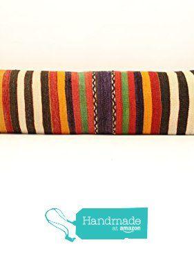 Oriental Long kilim pillow cover 12x47 inch (30x120 cm) Bedding lumbar Kilim pillow cover Bedroom Decor Stripe Pillow Kilim Bedroom Cushion Cover from Kilimwarehouse https://www.amazon.com/dp/B01MY2154N/ref=hnd_sw_r_pi_dp_4PMyybVVVMB1T #handmadeatamazon