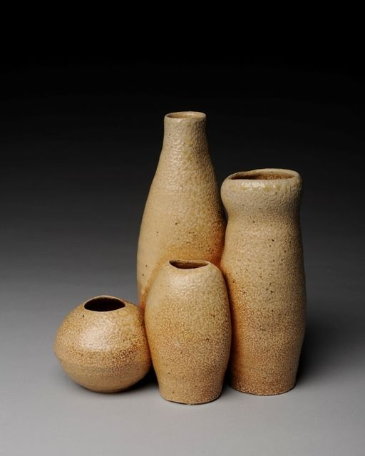 Karen Karnes Close Friends 2013 Lacoste Gallery Black Mountain College Female Artists American Ceramics