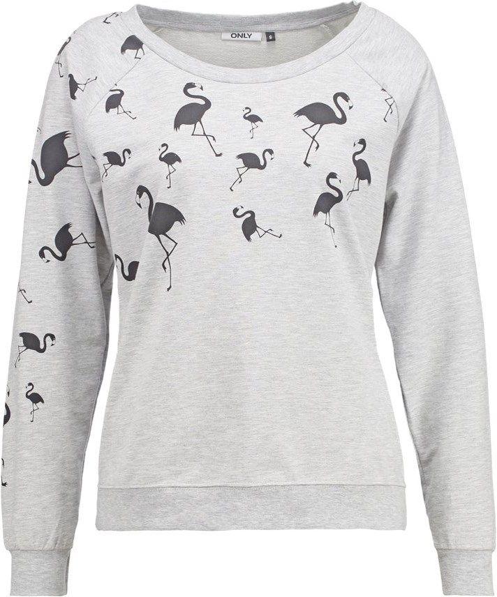 Sudaderas gris estampado animal mujer colección otoño/invierno 2015 - Stileo.es