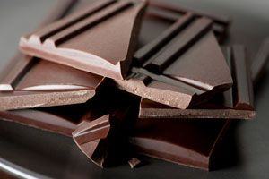 Hungry Girl's Comforting Chocolate Desserts: Turning to food when you're upset or tense is one of the biggest reasons you gain weight. Dark chocolate releases endorphins, a...