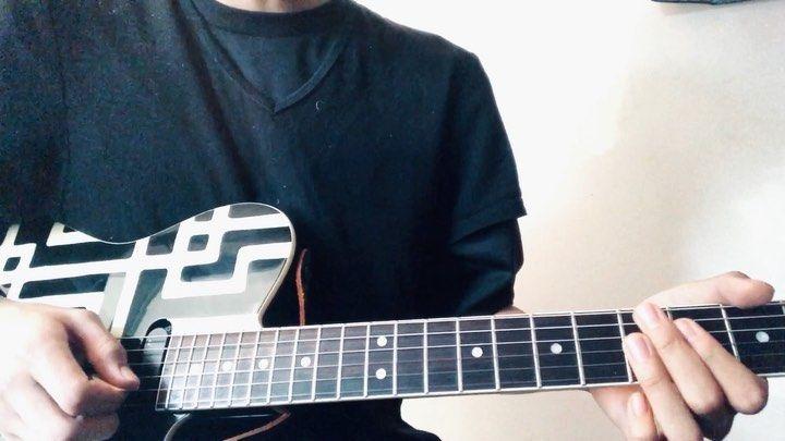 バッド フィー リング ギター