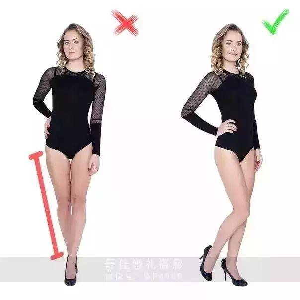 手把手教你摆Pose~~Pose摆对了,女汉子也能变超模?