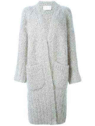 Chloe ニット・セーター オーバーサイズ ロングカーディガン