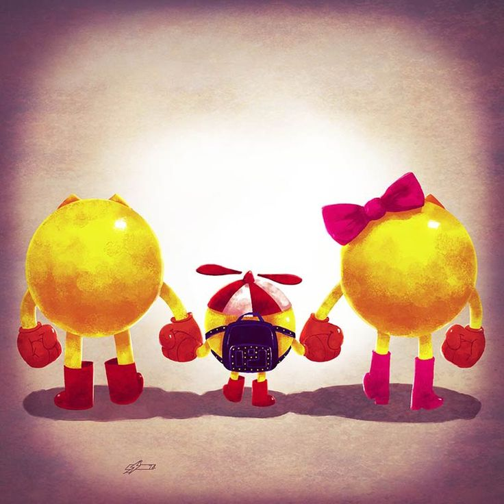 Super Video Games Families by Andry Rajoelina