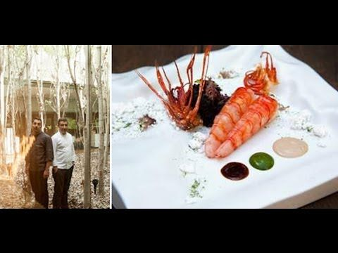El Celler De Can Roca Three Michelin Star Chef Joan and Jordi Roca Cook ...