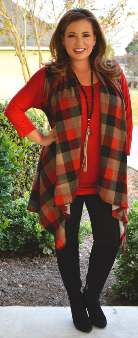 Perfectly Priscilla Boutique - Falling Timbers Vest, $40.00 (http://www.perfectlypriscilla.com/falling-timbers-vest/)