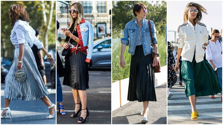 pleated-midi-skirts