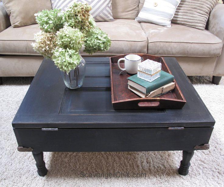 Best Door Coffee Tables Ideas On Pinterest Door Table Old